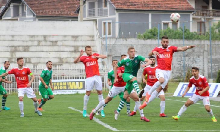 Mbyllet ndeshja në Gjilan