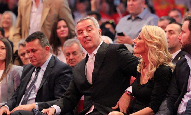 """""""Ai ishte kundër të gjithëve"""" – DPS shpall fitoren e Gjukanoviqit në zgjedhjet presidenciale"""