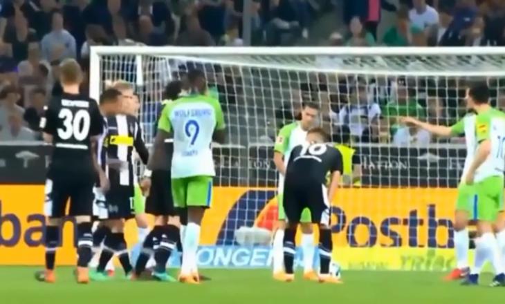 """Merr fund """"Fair play"""" në Gjermani – shënohet ky gol"""