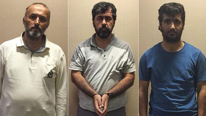 Edhe 3 gylenistë dërgohen në Turqi