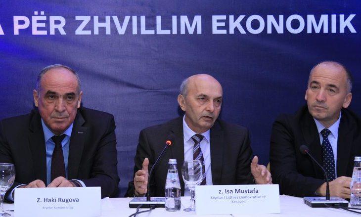 Dy kryetarë komunash nga LDK me aktakuza të ngritura