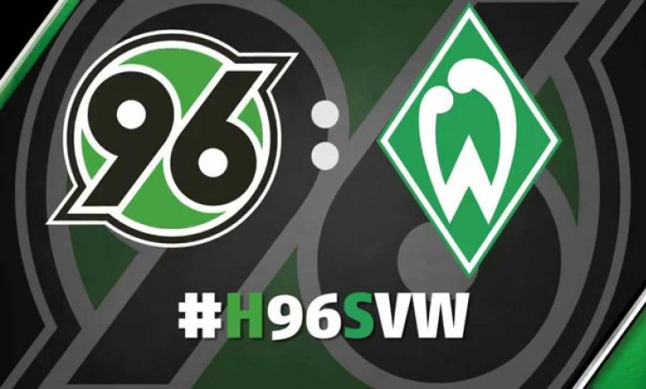 Përfundon takimi Hannover – Werder
