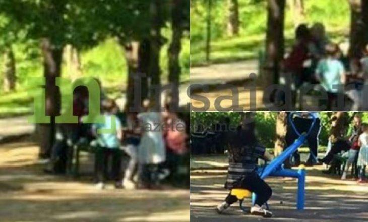 Fotografitë e personit të arrestuar për pedofili në Prishtinë