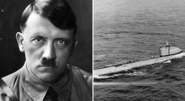 """Gjendet anija me të cilën """"Hitleri ishte larguar drejt Amerikës së Jugut"""" [FOTO]"""