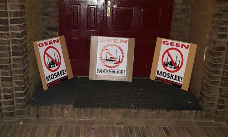 Holandë, sulm ndaj 3 xhamive