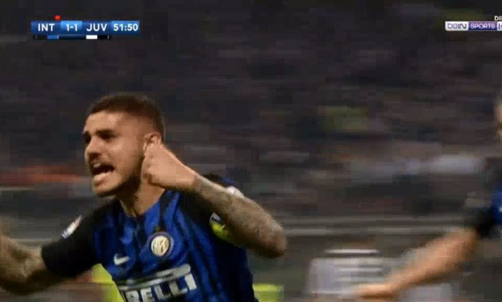 Barazon Interi – gol i bukur nga Icardi [Video]