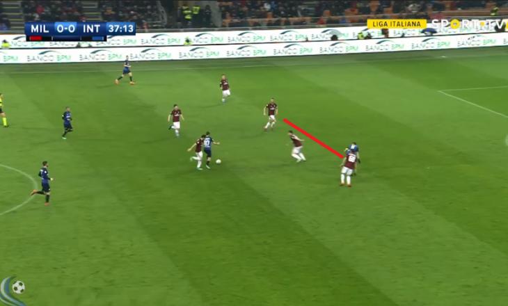 Interi e feston golin e Icardit – VAR-i ia anulon një minutë më vonë