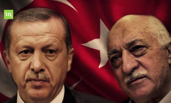 Kush është më i rrezikshëm për demokracinë, Gyleni apo Erdogani?