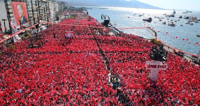 Erdogan nis fushatën në bastionin kryesor të opozitës