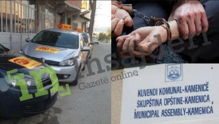 Gjykata merr vendim për zyrtarin e komunës që ishte kapur në flagrancë duke marrë ryshfet