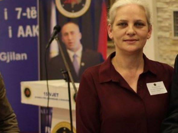 Kryeinfermerja që dyshohet se bëri vetëvrasje sot në Gjilan, ishte pjesë e një partie politike