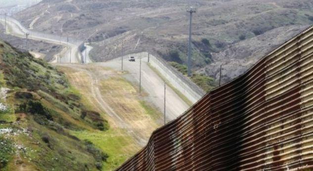 Trump dërgon Gardën Kombëtare në kufirin me Meksikën