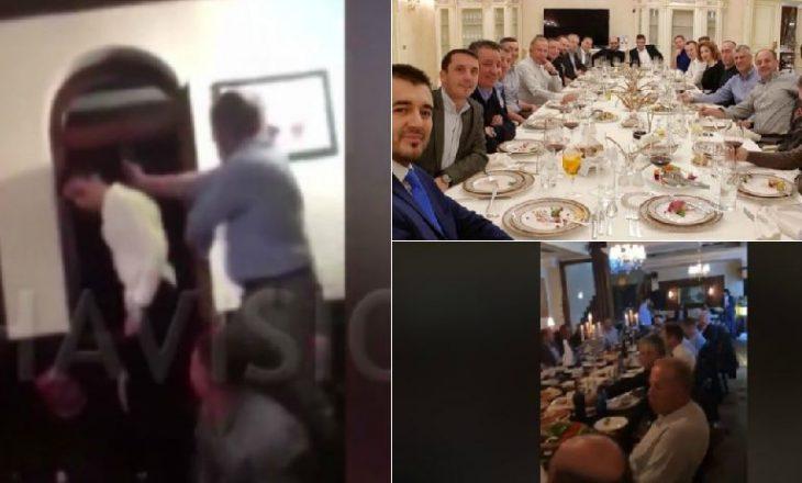 Darkat me armë në oda dhe drekat luksoze në restorante – dy llojet e festave të liderëve