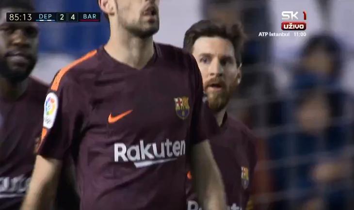 Het-trik nga Leo Messi [Video]