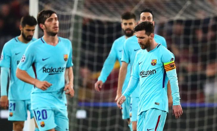 Një futbollist i Barcelonës mund të fitojë Ligën e Kampionëve