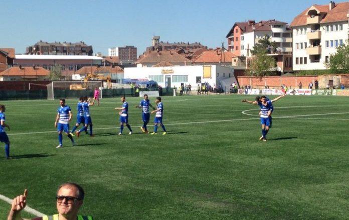 Assesi të kryhet, karton i kuq dhe 12 minuta lojë shtesë në Podujevë