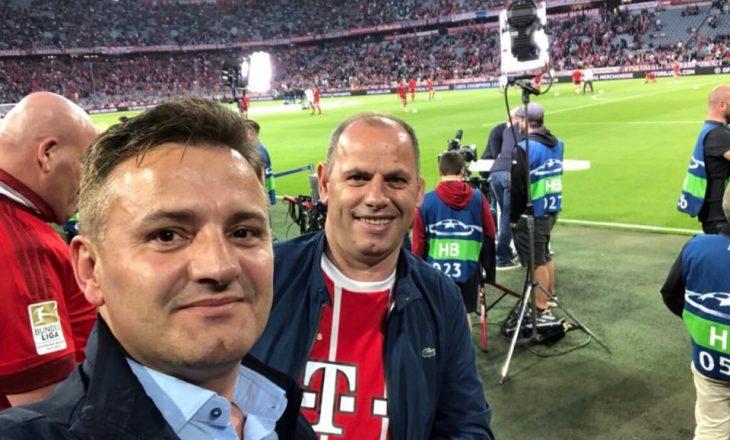 Apel për ndihmë: Ta ndihmojmë Lladrovcin ta shikojë Bayernin në Bernabeu