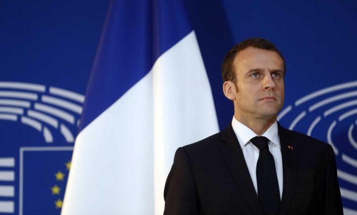 Gazeta franceze: Çështja Kosovë-Serbi- Macron nuk merret me pajtim në Ballkan