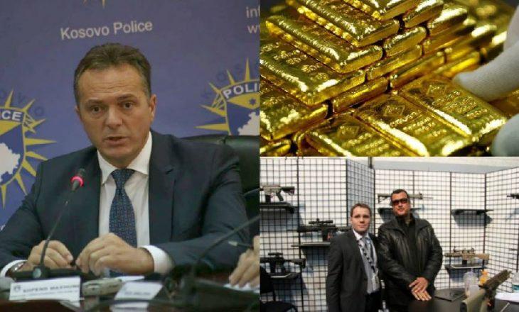 Skandalet që ndodhën gjatë mandateve të Shpend Maxhunit në krye të Policisë