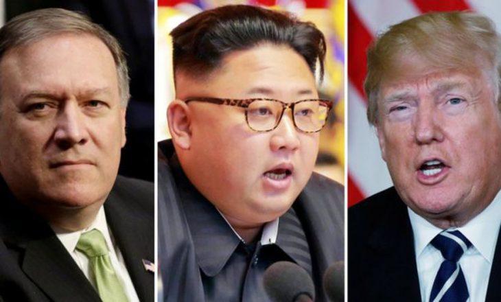 Drejtori i CIA-s, takime të fshehta në Korenë e Veriut