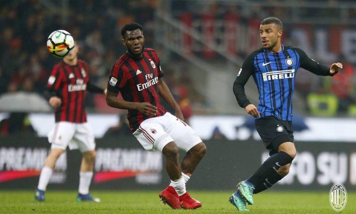 Milan – Inter, mbyllet me këtë rezultat