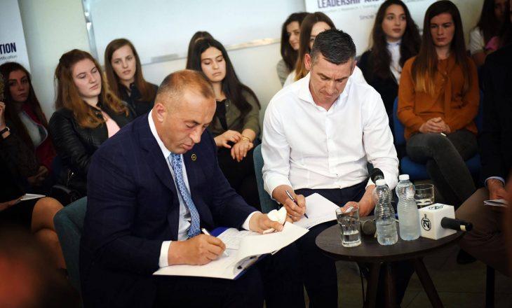 Pafuqia e Haradinajt për tu marrë me ministrin e akuzuar të PDK-së