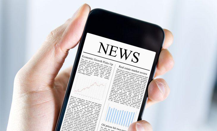 Lexojini lajmet dy apo tre ditë më vonë