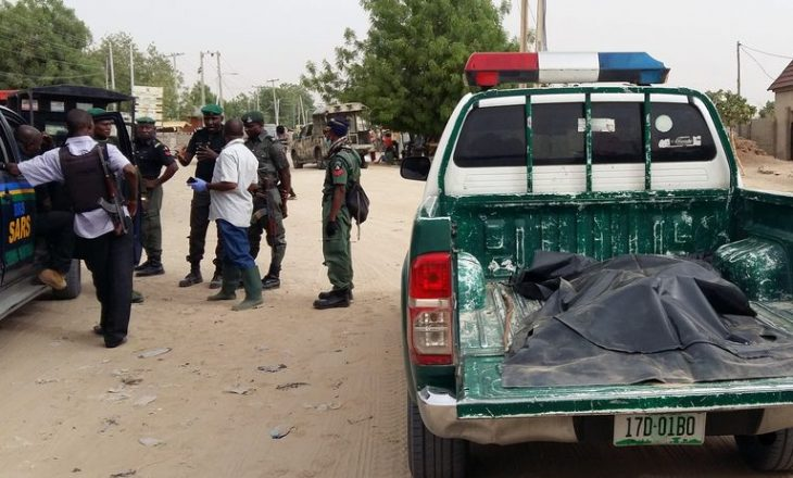 Masakër në kishën katolike në Nigeri