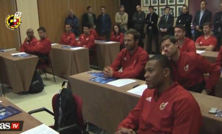 Gjenerata e re e trajnerëve spanjoll duket e frikshme (FOTO)