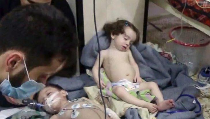 Sulmi me armë kimike në Siri – rritet numri i të vdekurve