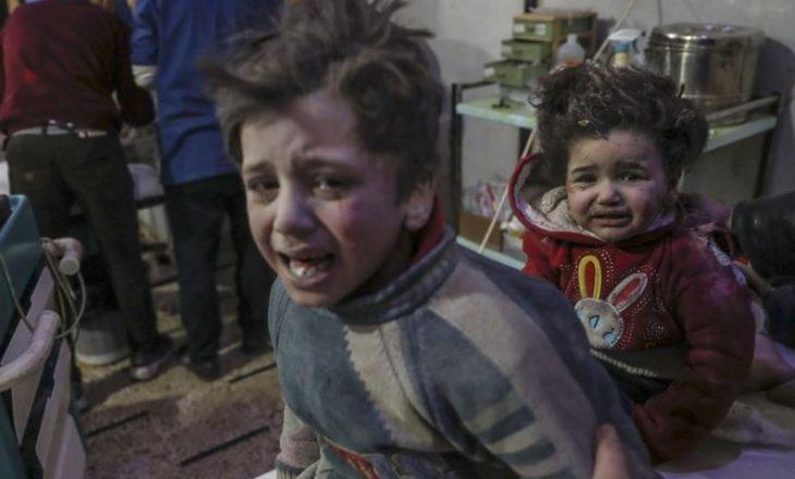 Reagon Rusia pas fajësimit për sulmin kimik në Siri