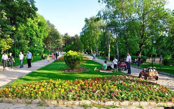 Komuna me projekt për sigurinë tek parku i qytetit