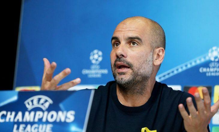 Guardiola: Manchester City do ta fitojë Ligën e Kampionëve