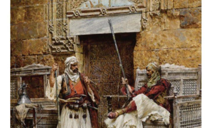 Piktura e serbit për shqiptarët, shitje rekord në ankandin e Londrës
