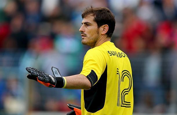 Casillas befason me zgjedhjen e re