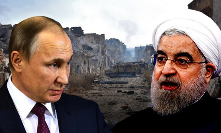 "Putin telefonon Rouhanin, paralajmëron ""kaos"" global"