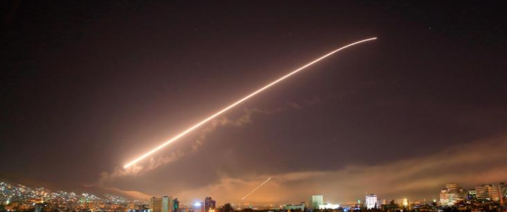Pentagoni tregon për numrin e raketave që u lëshuan në Siri