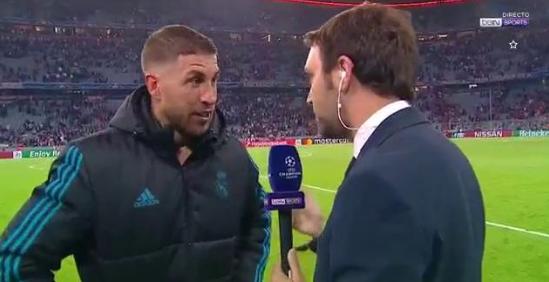 A kishte pritur Ramos rezultat më të lartë kundër Bayern Munich, tregon vet