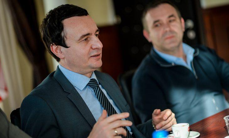 Vetëvendosje i përgjigjet platformës së Kadri Veselit për unitet politik