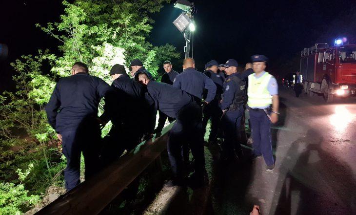 Rifillojnë kërkimet për policët e zhdukur në Lepenc