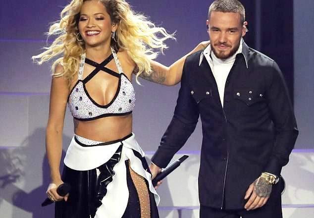 Rita Ora performon me Liam Payne në Gjermani
