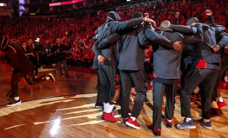 Harden shënon 41 pikë – Rockets marrin ndeshjen e parë