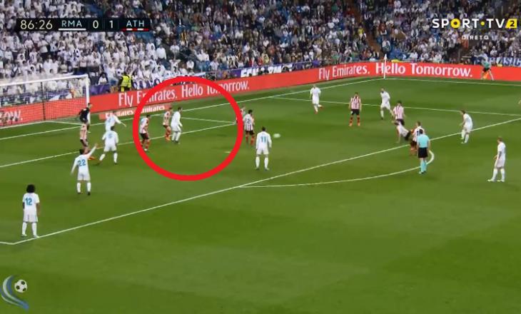 Gol nga Ronaldo në minutat e fundit, Reali shpëton nga humbja [Video]