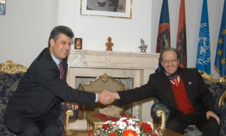 Hashim Thaçi thotë se e ka festuar ditëlindjen e Ibrahim Rugovës – ja në cilin vit