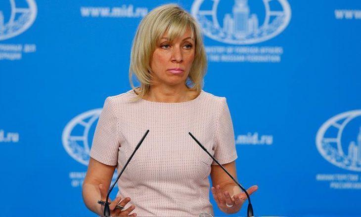 Rusia kritikon ashpër sulmin e SHBA-ve, Britanisë dhe Francës në Siri