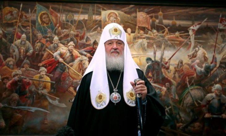 Patriarku rus viziton Shqipërinë
