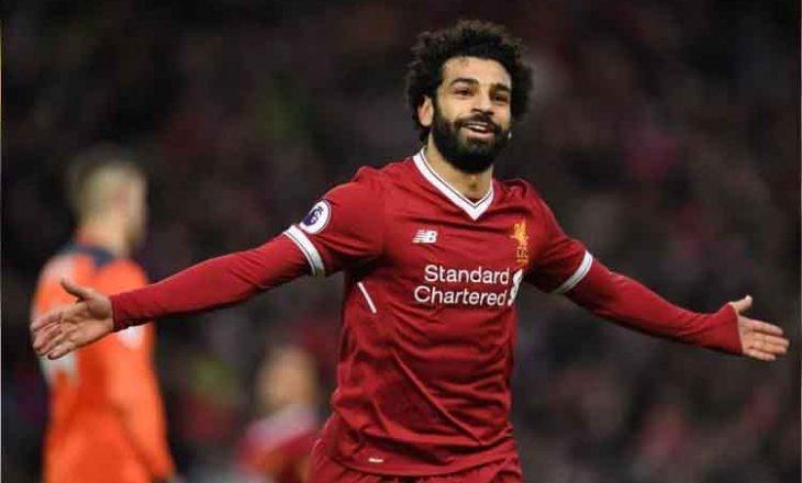Në rast se largohet, Liverpooli e zëvendëson Salah me këtë talent 18-vjeçar