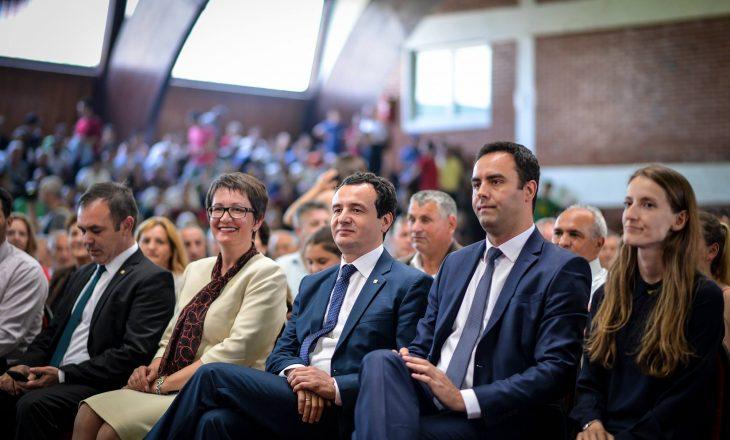 Deputeti i VV-së e quan Qeverinë Haradinajn të rrëzuar