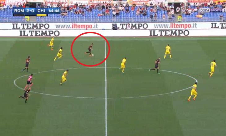 El Shaarawy si Ronaldinho, driblon 60 metra dhe shënon gol