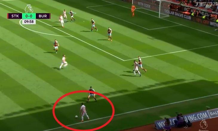 Shaqiri nisë aksionin, Stoke City shënon (VIDEO)